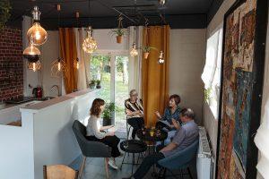 coachcafé en dialoogtafel